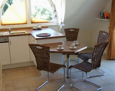 3-Zi-Ferienwohnung DEICHIDYLL für 2-4 Personen im Ostseeheilbad Zingst
